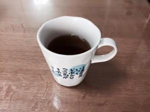 お客様にいただいた本場の紅茶