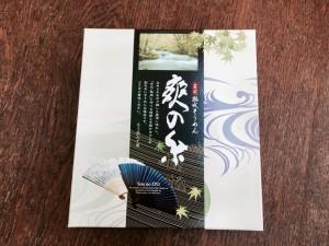 5月のおみやげ「爽の糸」