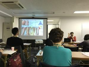 アトピー性皮膚炎の漢方薬の研修