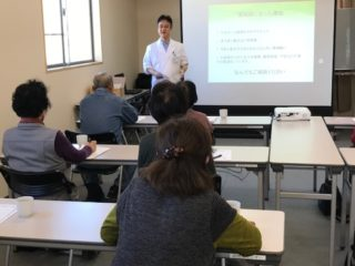 玄米カミアカリを使った漢方薬局健康セミナー